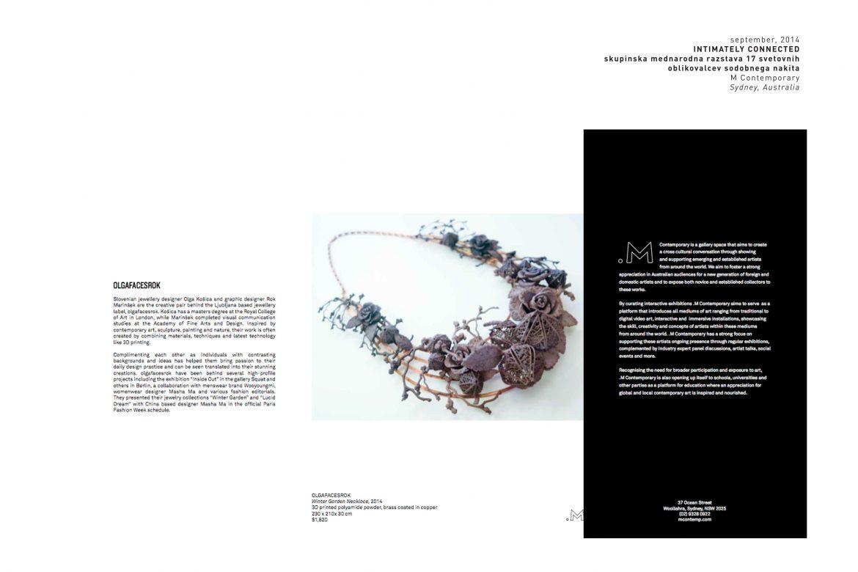Exhibitions 2011, 2012, 2013
