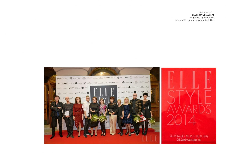 Elle Award